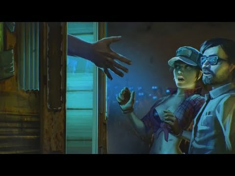 "Black Ops 2 Zombies ""Buried"" Opening Cutscene ""Intro"" HD - The Story Behind BURIED Zombies! - Smashpipe Games"