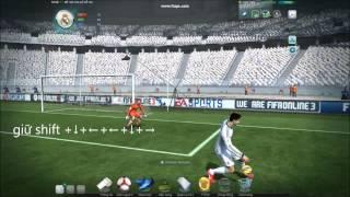 FIFA ONLINE 3  SKILLS TUTORIAL