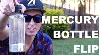 Mercury Bottle Flip