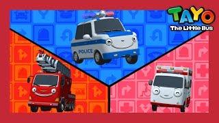 TAYO новые эпизоды 4 новый аварийный центр l новый трейлер сезона l Приключения Тайо