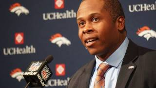 Morning Minute Special: Vance Joseph Introduced As New Head Coach