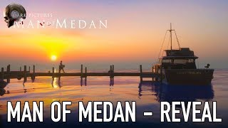 The Dark Pictures: Man of Medan - Announcement Trailer