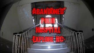 💉Exploring a Abandoned Polio Hospital -Explore NC-🏥