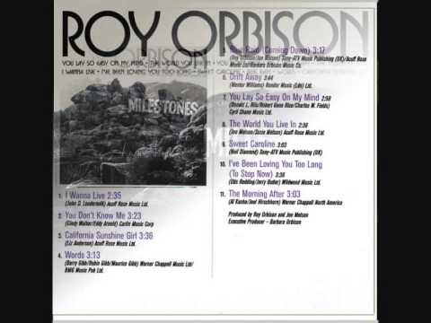 Baixar Roy Orbison - The Morning After