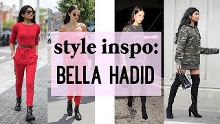 CELEB STYLE FOR LESS: BELLA HADID