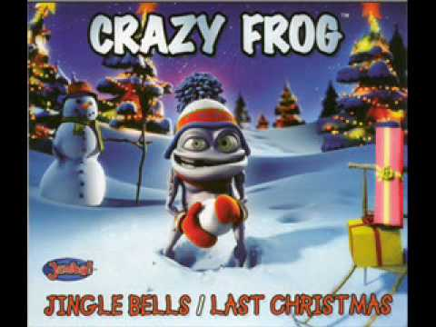 Crazy Frog - Jingle Bells (Single Mix)