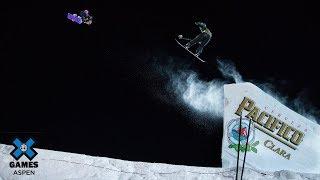 Jamie Anderson wins Women's Snowboard Big Air bronze | X Games Aspen 2019