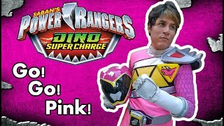 /power rangers dino charge pink