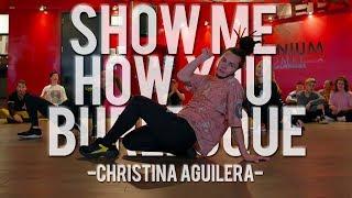 Christina Aguilera - Show Me How You Burlesque   Hamilton Evans Choreography