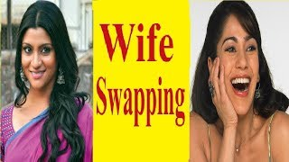 Wife Swapping || Comedy Erotic Hindi Movies || +18