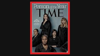 #MeToo 'silence breakers' named Time's Person of the Year