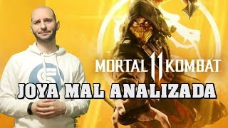 ¡MORTAL KOMBAT 11 ES UNA MARAVILLA PERO MAL ANALIZADO! - Sasel - xbox one - switch