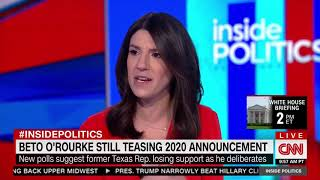 "CNN's ""Inside Politics"" panel discusses attack ad on Beto O'Rourke by Club for Growth Action"