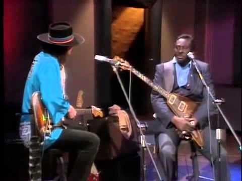 Albert King & Stevie Ray Vaughan - Blues Jam Session