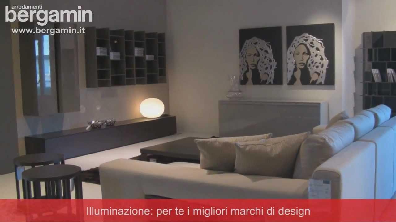 Bergamin arredamenti zona giorno video tour youtube for Arredamenti bergamin