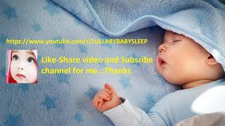 Super Soothing Piano Lullaby For Babies ♥♥♥ 2 Hours Relaxing Bedtime Sleep Music ♫♫♫ Sweet Dreams
