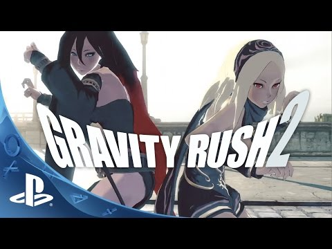 Gravity Rush 2 Video Screenshot 1