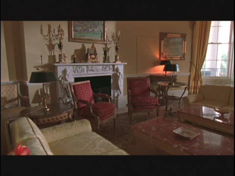 A Tour Of The White House The Second Floor Rooms Of The