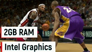 Top 10 | Incredible Sports Games | Low End PC | 2GB RAM | Intel Graphics |