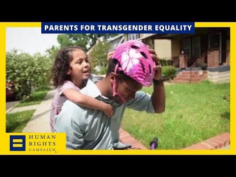 Dads for Transgender Equality: JR