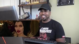 Official Teaser: Disney's Maleficent: Mistress of Evil - REACTION!!!