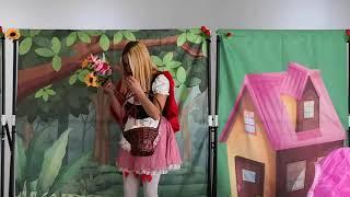 כיפה אדומה הצגה לילדים