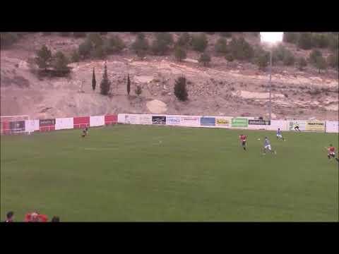 (LOS GOLES SUBGRUPO A) Jornada 20 / 3ª División / Fuente YouTube Raúl Futbolero