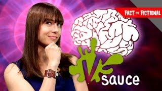 Vsauce Explains Telekinesis - Fact or Fictional w/ Veronica Belmont