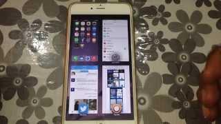 GridSwitcher - iOS 8.3 اداة مبدل التطبيقات في خلفية الايفون -