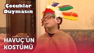Havuç'un Kostümü | Çocuklar Duymasın 11. Bölüm (ATV)