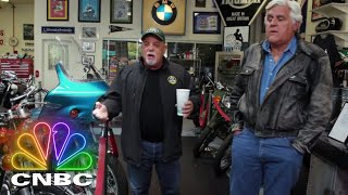 Jay Leno's Garage: A Legend, Royalty And A Cult Classic | CNBC Prime