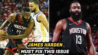 The James Harden Problem in the NBA Playoffs