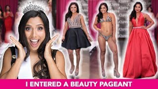 I Competed In A Beauty Pageant For The First Time (PART 2)