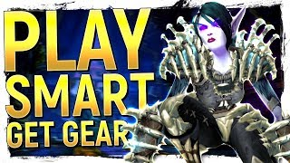 GET 410+ | WoW BfA 8.1 Season 2 Gearing Up Guide: How To Play Smart & Use Your Time WELL