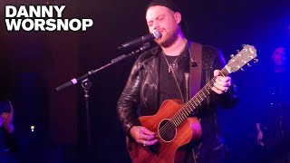 Moving On (Acoustic) - Danny Worsnop (Live - HD)