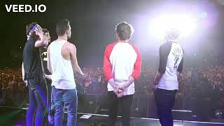 one direction - favorite tour moments