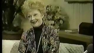 Merv Griffin Show featuring Lucille Ball