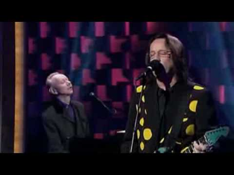 Joe Jackson & Todd Rundgren - While My Guitar Gently Weeps