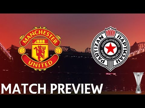Manchester United vs Partizan Belgrade   UEFA Europa League   7th November 2019