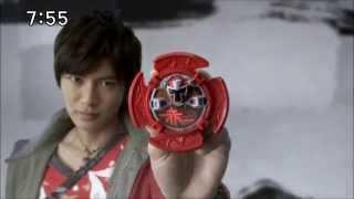 Power Rangers Ninja Steel Shuriken Sentai Ninninger Toys Commercial CM 1