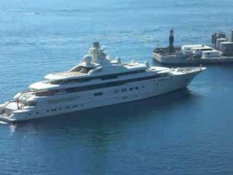 President m y radiant 110m value for Lurssen yacht genova