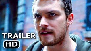 IRON FIST Season 2 Official Trailer (2018) Superhero Marvel TV Show HD