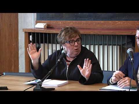 """Sen. Emilia De Biasi alla presentazione del libro """"Il senso del gioco"""" a Milano"""