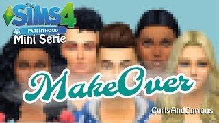 The Sims 4 Parenthood MakeOver!!! [GamePlay ITA]