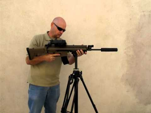 Botach Tactical, KZ USA Gooseneck Shooting Platform