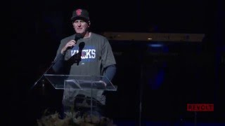 Michael Rapaport Delivers A Touching Speech For Phife