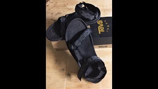 1e7edddd06b7e4 Teva Sandals Review. 2. Teva Tanza Leather SKU 7873754