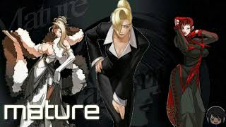 Mature voices the King of fighters XIII