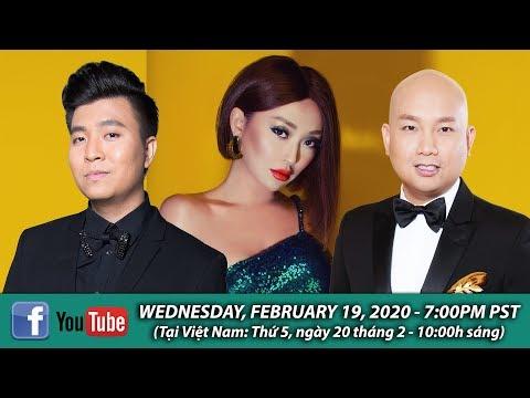 Livestream Thiên Tôn, Như Ý, Hoàng Anh Khang - February 19, 2020