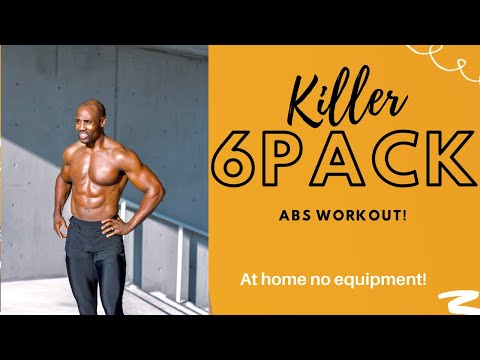 10-MIN Intense Abs Workout | No Equipment (Guaranteed 6 Pack Abs)